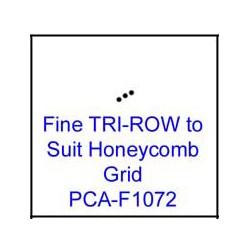(PCA-F1072)Fine TRI-ROW to fit H/Comb grid
