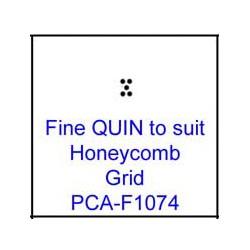 (PCA-F1074)Fine QUIN to fit H/Comb grid