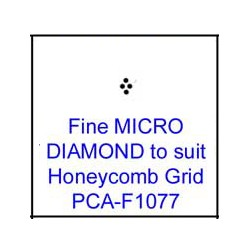 (PCA-F1077)Fine MICRO DIAMOND to fit H/C grid