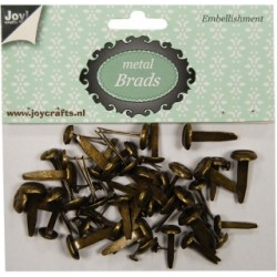(6350/0311)Metal Charms Antique (yellow)copper (60pcs)