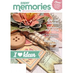 (PM003)Paper Memories Magazine 3
