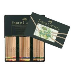 (FC-112160)Faber Castell Pencils PITT Pastel 60 pieces