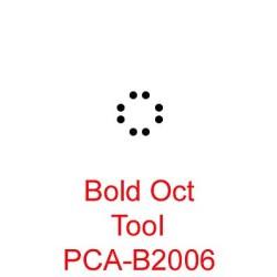 (PCA-B2006)Bold Oct-Tool