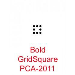 (PCA-B2011)Bold GridSquare
