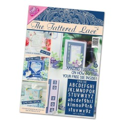 (MAG15)The Tattered Lace Issue 15