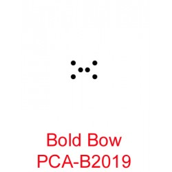 (PCA-B2019)Bold Bow