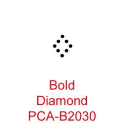(PCA-B2030)Bold Diamond