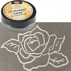 (1193.000.36)Viva Decor - 3D Stamp Paint - Transparent