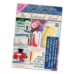 (MAG16)The Tattered Lace Issue 16