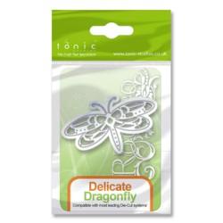 ( 180E)Tonic Studios - Rococo Petite Delicate Dragonfly