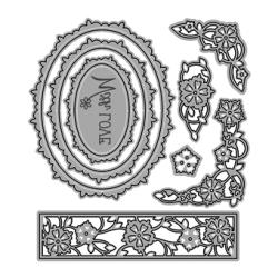 ( 192E)Tonic Studios - With Love Essential Die Set