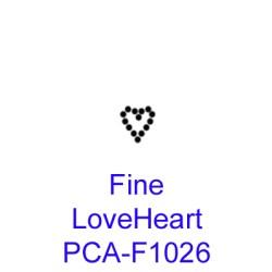 (PCA-F1026)Fine LoveHeart
