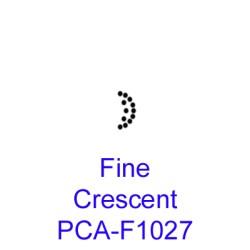 (PCA-F1027)Fine Crescent