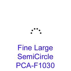 (PCA-F1030)Fine Large SemiCircle