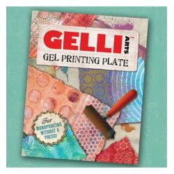 (WHCase)Gelli Printing Plate 20.32x25.4cm