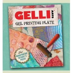 (Cs5)Gelli Printing Plate 30.48x35.56cm