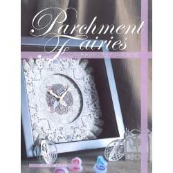 Pergamano Parchment Fairies 2015