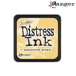 (TDP40149)Distress mini ink scattered straw