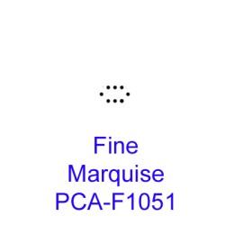 (PCA-F1051)Fine Marquise