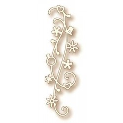 (SD0041)Wild Rose Studio`s Specialty die - Wedding Cascade