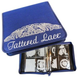 (ESS13)Tattered Lace Die Storage Solution