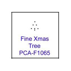 (PCA-F1065)Fine Xmas Tree