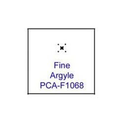 (PCA-F1068)Fine Argyle