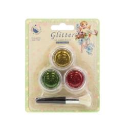 (12344-4403)Glitter Kit - Christmas