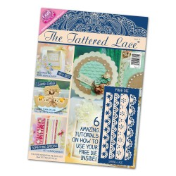 (MAG17)The Tattered Lace Issue 17