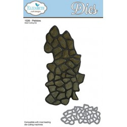 (SKU1026)Elizabeth Craft Design Die Pebbles