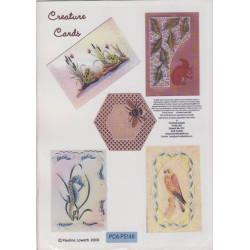 (PCA-P5148)Creature Cards