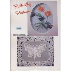 (PCA-P5155)Butterfly Pictures
