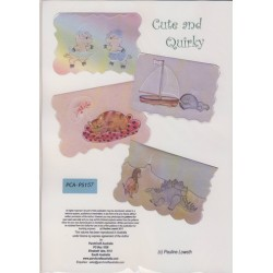 (PCA-P5157)Cute and Quirky