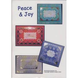 (PCA-P5165)Peace & Joy