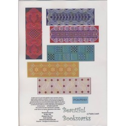 (PCA-P5161)Beautiful Bookmarks