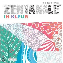 Zentangle In kleur