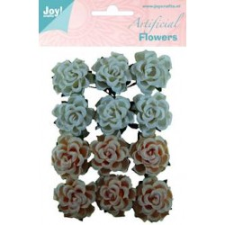 (6370/0064)Artificial Flowers 12p/2c