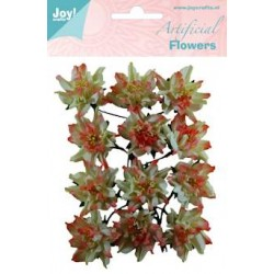 (6370/0069)Artificial Flowers 12p/2c