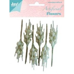 (6370/0071)Artificial Flowers 6p