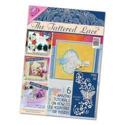 (MAG20)The Tattered Lace Issue 20