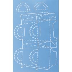 Pergamano  template bag 02(33353)