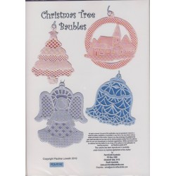 (PCA-P5162)Christmas Tree Baubles