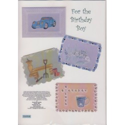(PCA-P5168)For the Birthday Boy