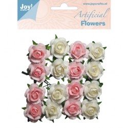 (6370/0065)Artificial Flowers 16p/2c