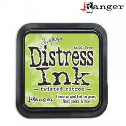 (TIM43294)Distress Ink Pad twisted citron
