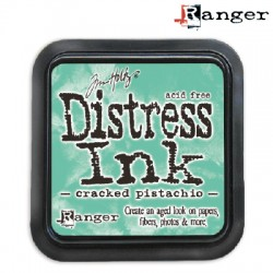 (TIM43218)Distress Ink Pad cracked pistachio