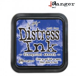 (TIM43195)Distress Ink Pad blueprint sketch