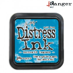 (TIM43256)Distress Ink Pad mermaid lagoon