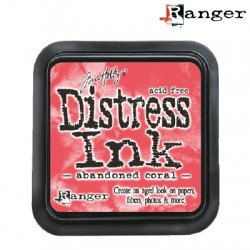 (TIM43188)Distress Ink Pad abandoned coral