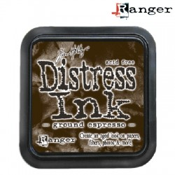 (TIM43270)Distress Ink Pad ground espresso